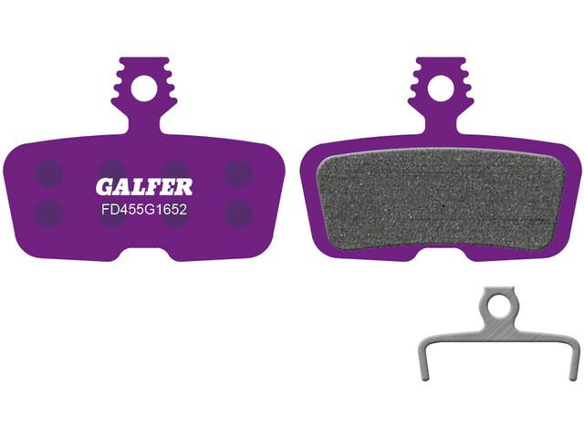 GALFER BIKE E-Bike Patins de frein Pour Avid Code R 11/SRAM Code R/RSC/Guide RE